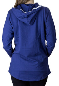 NHL Ladies Official Team Hoodie- Toronto Maple Leafs Back