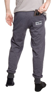 Men's NHL French Terry Jogger Pants - Winnipeg Jets