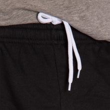 Load image into Gallery viewer, Columbus Blue Jackets Embroidered Logo Sweatpants Close Up of String In Waistband