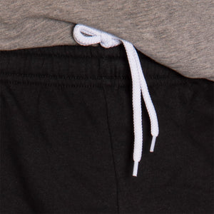 Columbus Blue Jackets Embroidered Logo Sweatpants Close Up of String In Waistband