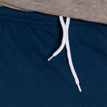 Load image into Gallery viewer, St. Louis Blues Embroidered Logo Sweatpants Close Up of Adjustable Waist