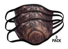 Load image into Gallery viewer, Boxer Dog Face Mask - 3 Pack