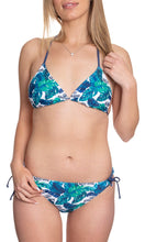 Load image into Gallery viewer, Ladies Corona Bikini - Palm Print Full Front Bikini