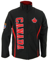 Load image into Gallery viewer, UNISEX CANADA FLAG JACKET