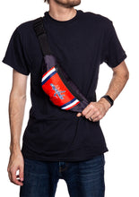 Load image into Gallery viewer, NHL Unisex Adjustable Fanny Pack- Washington Capitals Crossbody