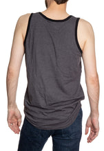 Load image into Gallery viewer, Tampa Bay Lightning Large Logo Tank Back View.