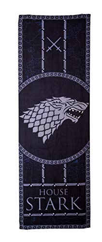 Game of Thrones House Sigil Door Banner - Stark