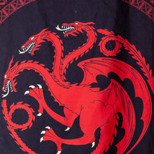 Load image into Gallery viewer, Game of Thrones House Sigil Door Banner - Targaryen
