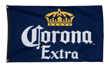 "Load image into Gallery viewer, Corona Indoor Wall Banner- Corona Crown (30"" by 50"")"