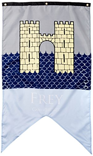 Game of Thrones House Sigil Wall Banner - House Frey