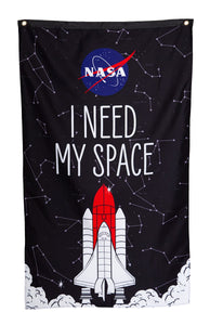 "NASA ""I Need My Space"" Banner"