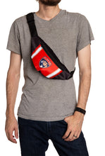 Load image into Gallery viewer, NHL Unisex Adjustable Fanny Pack- Florida Panthers Crossbody