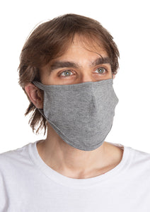 Face Mask - Grey - Gen 4 - 10 Pack