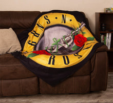 Load image into Gallery viewer, Guns N' Roses Blanket