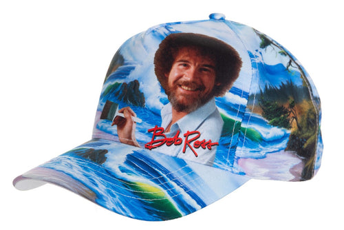 Officially Licensed Bob Ross