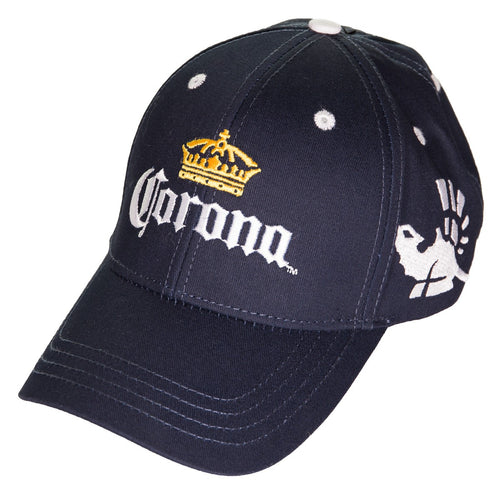 Corona Dragon Blue Baseball Cap