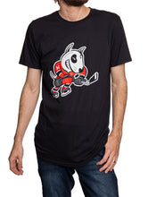 Load image into Gallery viewer, Niagara IceDogs Bones T-Shirt- Black