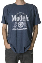 Load image into Gallery viewer, Mens Modelo Logo T-Shirt