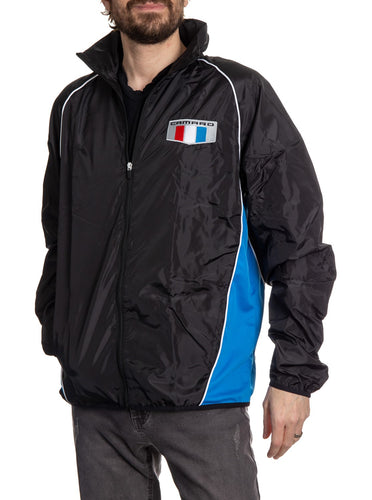 Chevrolet Camaro Lightweight Zip-Up Jacket