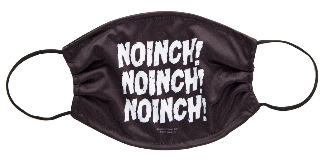 Noinch! Face Mask. Jay and Silent Bob Black Face Mask. Noinch x3.