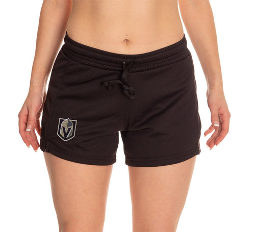 Ladies NHL Air Mesh Short- Vegas Golden Knights