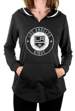 Load image into Gallery viewer, NHL Ladies Official Team Hoodie- Los Angeles Kings Front