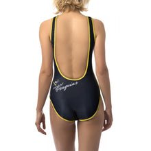 Load image into Gallery viewer, Ladies One-Piece Swimsuit- Pittsburgh Penguins