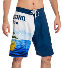 Load image into Gallery viewer, Mens Corona Summer Can Boardshort - front view