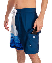 Load image into Gallery viewer, Mens Corona Summer Can Boardshort - front Angle pocket