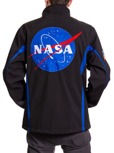 NASA Unisex Jacket- Meatball Back
