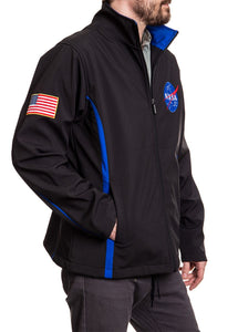 NASA Unisex Jacket- Meatball Right Side