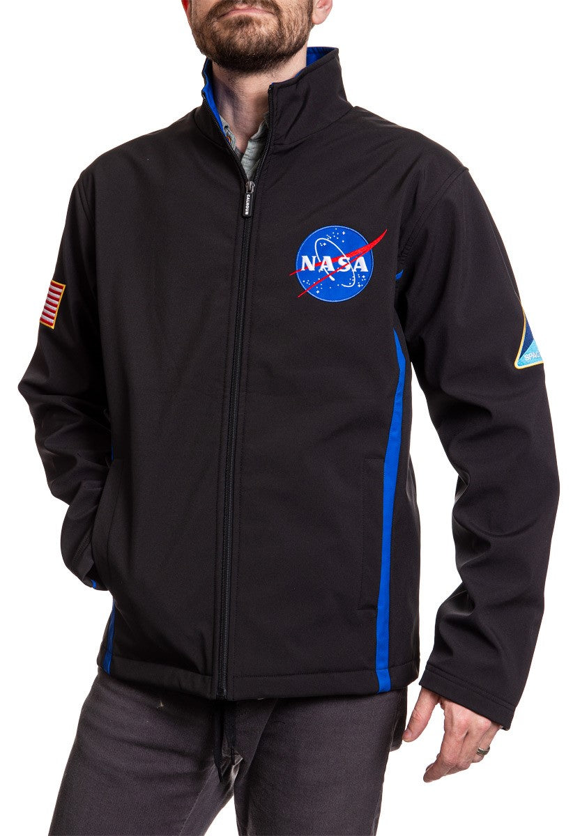 NASA Unisex Jacket- Meatball Front