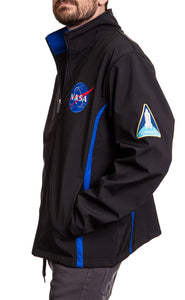 NASA Unisex Jacket- Meatball Left Side