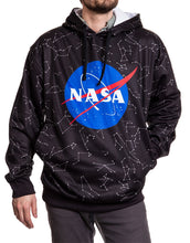Load image into Gallery viewer, NASA Space Hoodie- Meatball Front