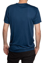 Load image into Gallery viewer, Seattle Kraken Short Sleeve Performance Rashguard – Distressed Lines