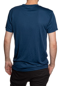 Seattle Kraken Short Sleeve Performance Rashguard – Distressed Lines