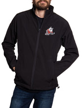 Load image into Gallery viewer, Niagara IceDogs Logo Jacket- Black Front