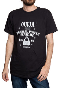"Novelty Halloween Themed T-Shirt-""Ouija"""