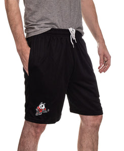 Niagara IceDogs Logo Short - Black