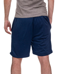 NHL Mens Air Mesh Shorts-Toronto Maple Leafs Back