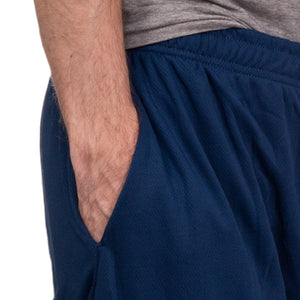 NHL Mens Air Mesh Shorts-Toronto Maple Leafs Pocket