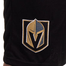 Load image into Gallery viewer, NHL Mens Team Air Mesh Shorts-Vegas Golden Knights Logo