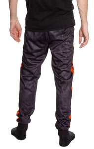Philadelphia Flyers Tie Dye Jogger Pants for Men Back View.