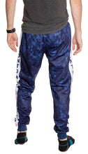 Load image into Gallery viewer, Toronto Maple Leafs Tie Dye Jogger Pants for Men Back View.