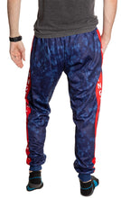 Load image into Gallery viewer, NHL Men's Tie Dye Jogger Pants - Washington Capitals