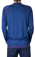 Load image into Gallery viewer, NHL Mens Long Sleeve Rashguard with Wicking Technology- Washington Capitals BACK