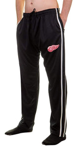 NHL Men's Striped Training Pant- Detroit Red Wings
