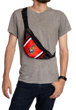 Load image into Gallery viewer, NHL Unisex Adjustable Fanny Pack- Ottawa Senators Crossbody