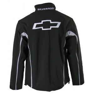 Chevy Silverado Jacket- Back