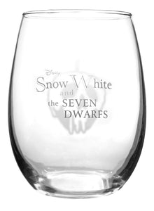 Disney Collectible Wine Glass Set- Snow White